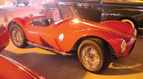 Maserati replica