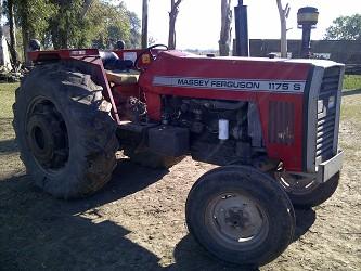 Massey ferguson 1175