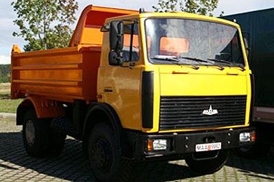 Maz 5551