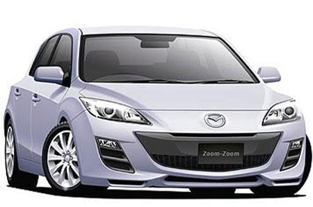 Mazda 1.6