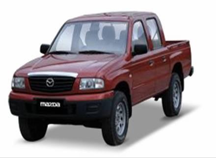 Mazda 4×4