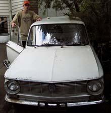 Mazda 800