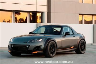 Mazda at