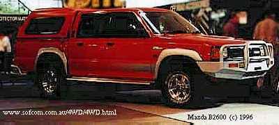 Mazda b-2600