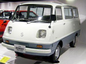 Mazda e-series