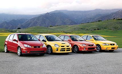 Mazda protoge