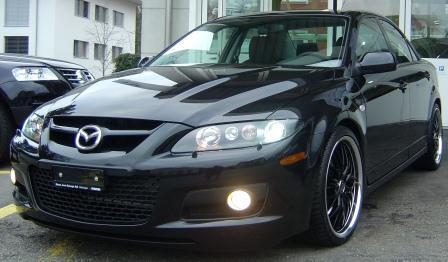 Mazda v6