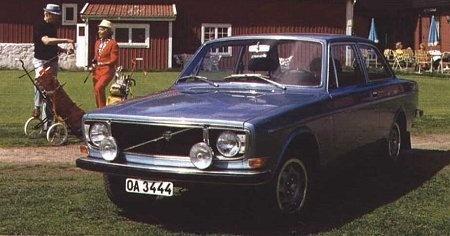 Volvo 142gl