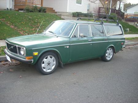 Volvo 145e