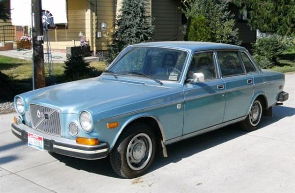 Volvo 164e