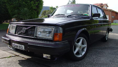 Volvo 244l