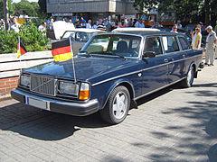 Volvo 264te