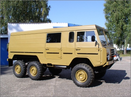 Volvo 6×6