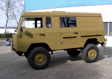 Volvo b11