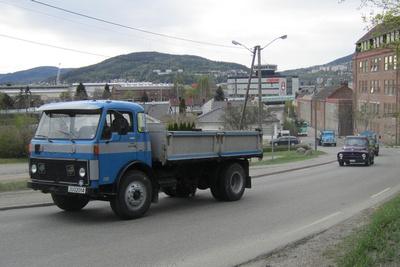 Volvo f85