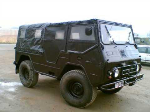 Volvo laplander