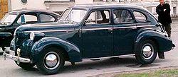Volvo pv60