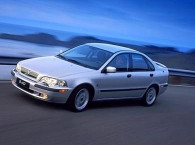 Volvo sedan