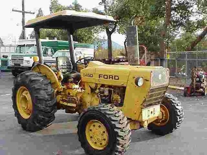 Ford 545