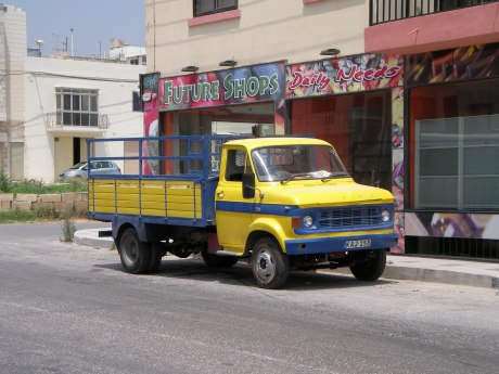 Ford a-series