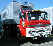 Ford d-series