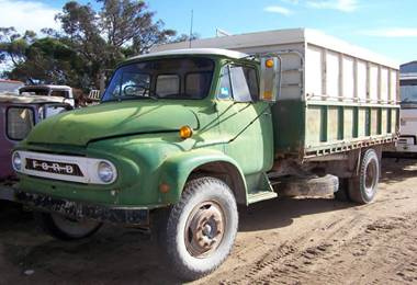 Ford k-series