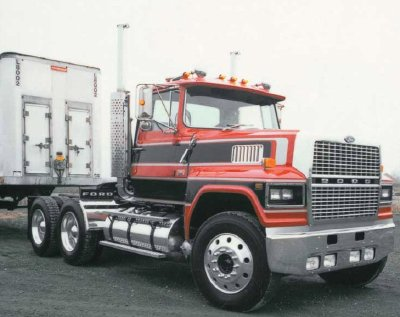 Ford ltl-9000
