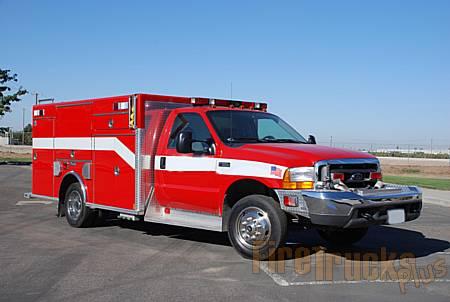 Ford rescue