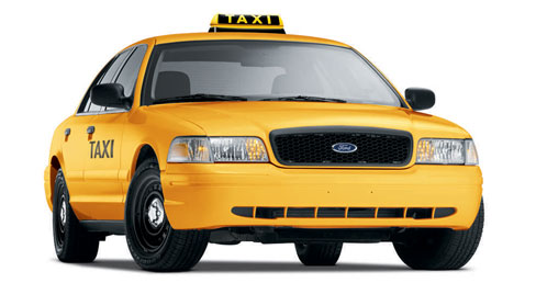 Ford taxi