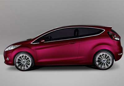 Ford verve