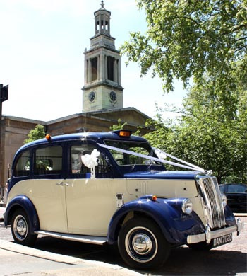Beardmore taxi