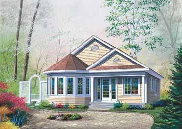 Flair house
