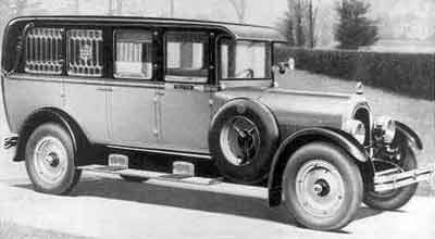 Henney car