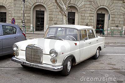 Mercedes 60