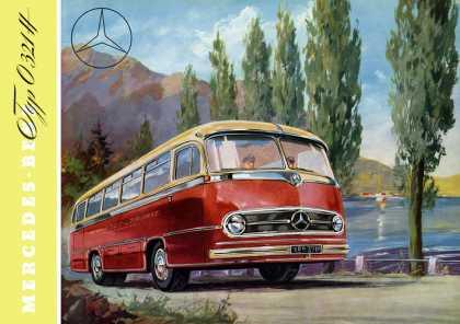Mercedes-benz 0321h