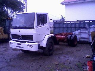 Mercedes-benz 1419