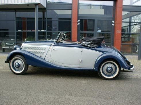 Mercedes-benz 170v