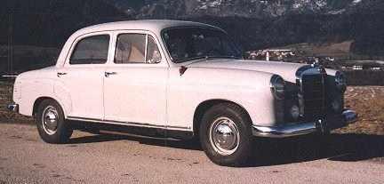 Mercedes-benz 180b
