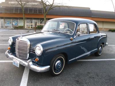 Mercedes-benz 190b