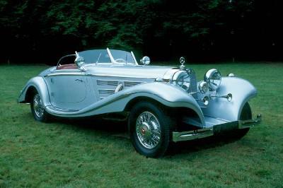 Mercedes-benz 1932