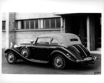 Mercedes-benz 1936
