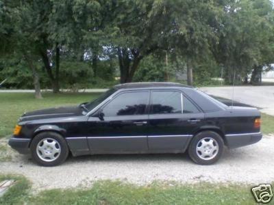 Mercedes-benz 1990