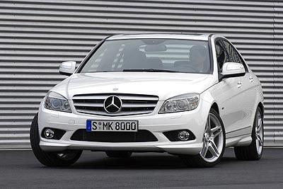 Mercedes-benz 2008