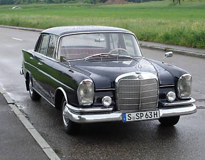 Mercedes-benz 220sb