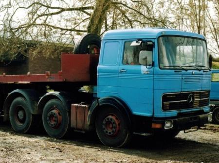 Mercedes-benz 2232