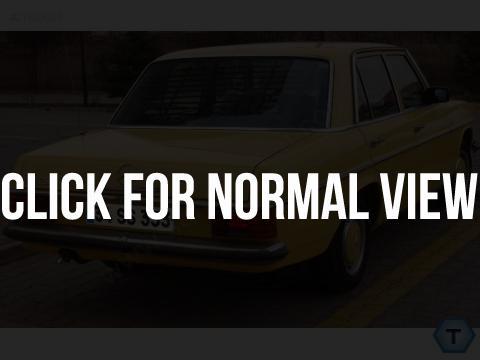 Mercedes-benz 230d