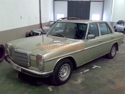 Mercedes-benz 240d