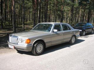 Mercedes-benz 260se