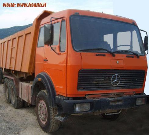 Mercedes-benz 2632