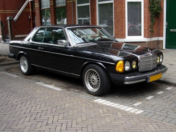 Mercedes-benz 300cd